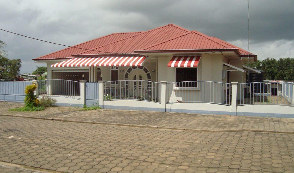 HomepageRashiv Onroerendgoed Mij N.V.  Woningbouw Suriname